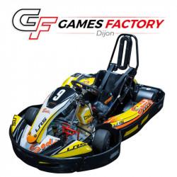 Sodikart Karting indoor Dijon session 10minutes à 14,00€ avec Accès CE