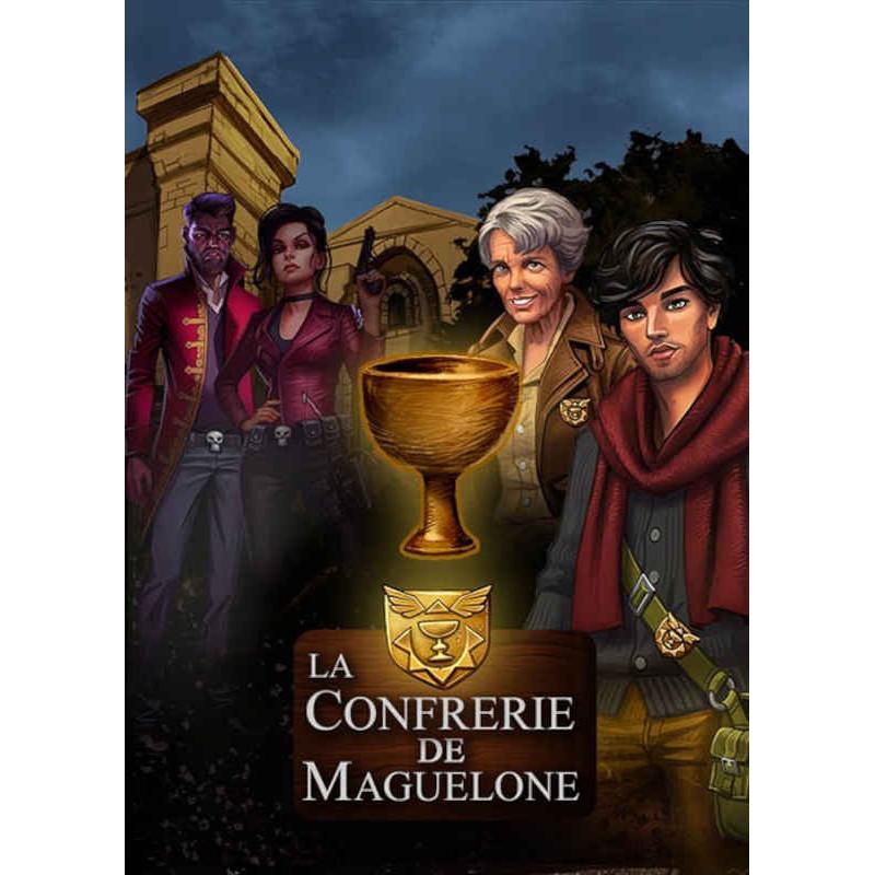 Explor'Game Les rochers de Maguelone