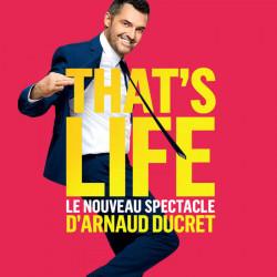 réduction billet spectacle Arnaud Ducret moins cher