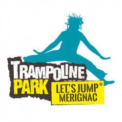 10€ session 1h Trampoline parc Merignac