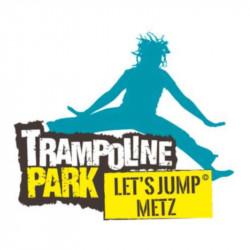 10€ session 1h Trampoline parc Metz